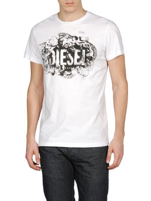 DIESEL T8-DIESEL-M Manches courtes U e