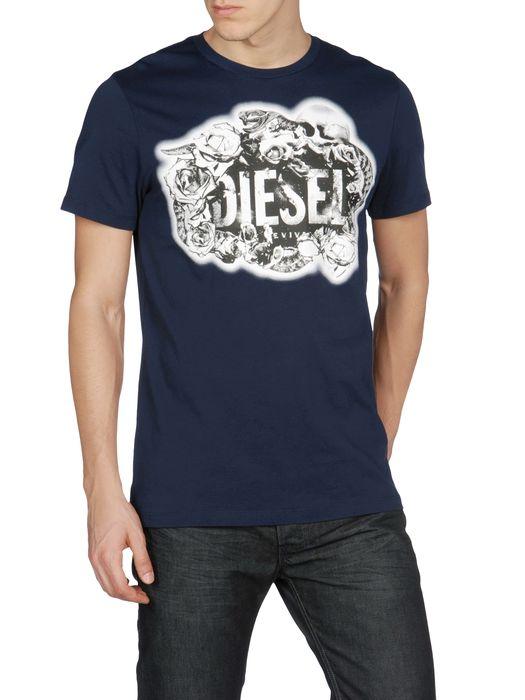 DIESEL T8-DIESEL-M Manches courtes U f