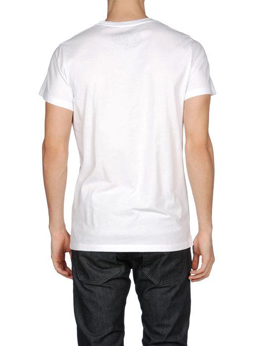 DIESEL T8-MOHICAN Short sleeves U r