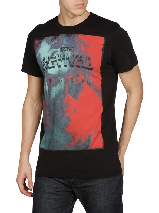 DIESEL T8-REVIVAL Short sleeves U f