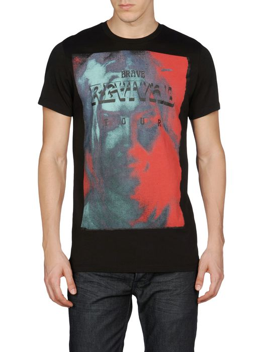 DIESEL T8-REVIVAL Short sleeves U e