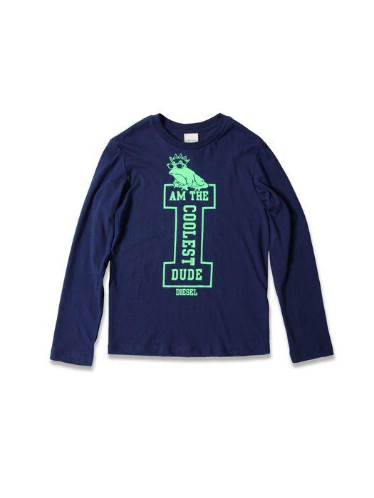 DIESEL TLIMY SLIM Camiseta U f