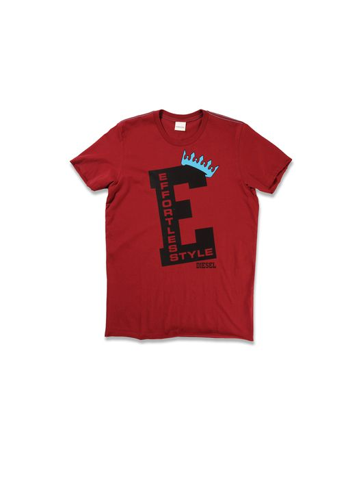 DIESEL TECNY SLIM T-Shirt U f