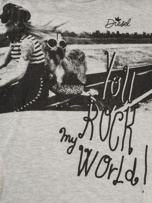 DIESEL TRISDO Camiseta D d