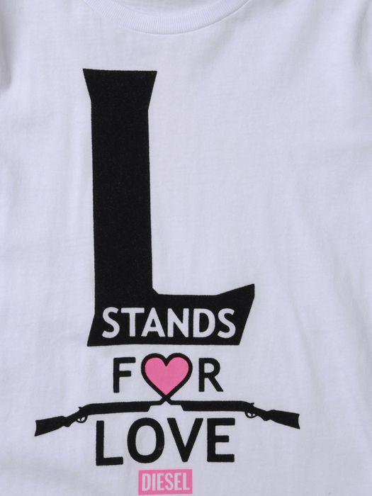 DIESEL TRICOLOF T-Shirt D r