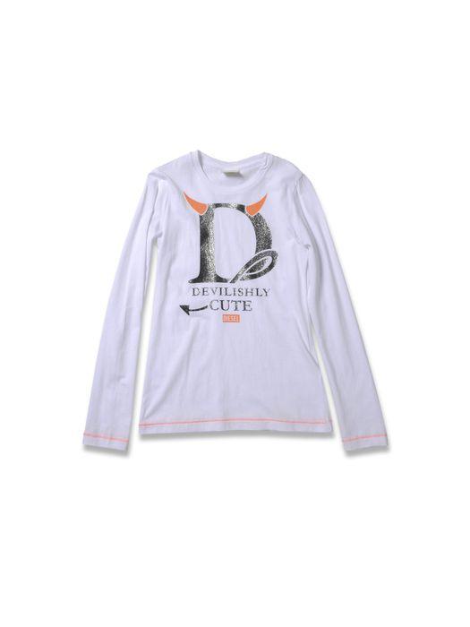 DIESEL TROLLIS ML T-Shirt D f