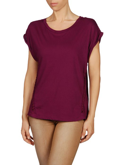 DIESEL T-ATHAN-A Short sleeves D e