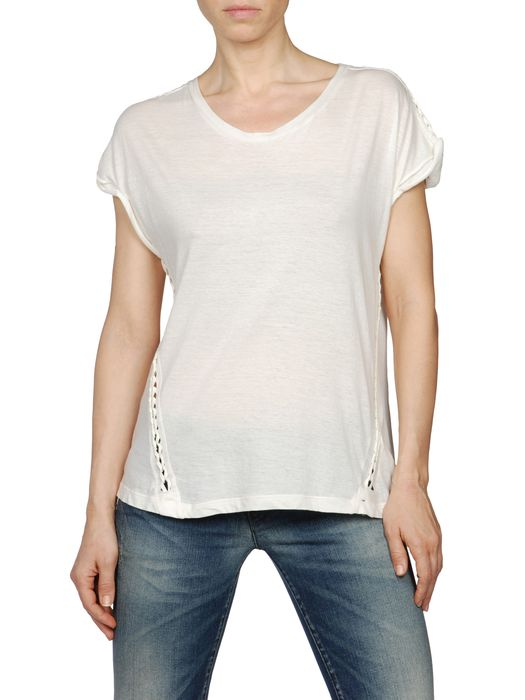 DIESEL T-ATHAN-A Short sleeves D e