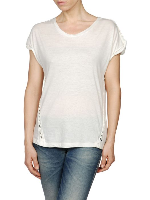 DIESEL T-ATHAN-A Short sleeves D f