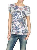 DIESEL T-LIVY-F Short sleeves D f