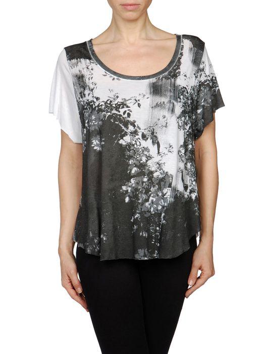DIESEL T-DIMITRA-C Short sleeves D f