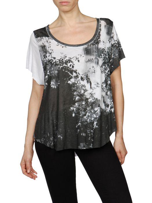 DIESEL T-DIMITRA-C Short sleeves D e