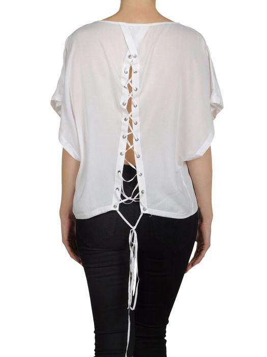 DIESEL T-OPUNTIA-B Short sleeves D r