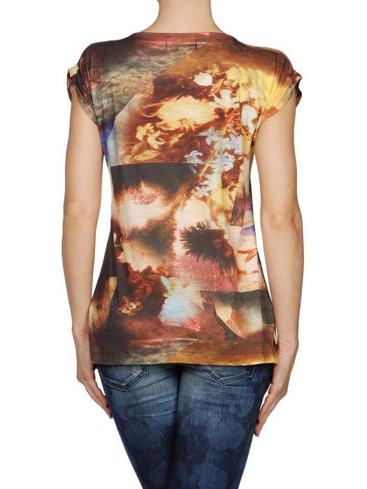DIESEL T-ALE Short sleeves D r