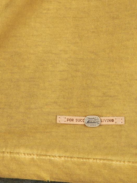 DIESEL T-BARHAM-R Short sleeves U d