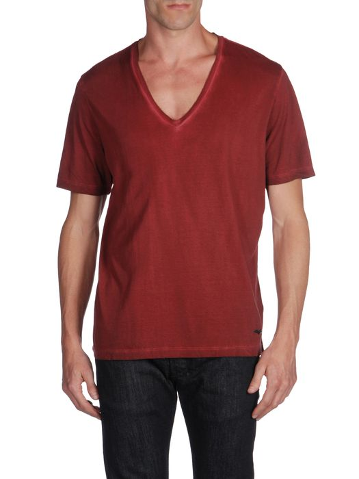 DIESEL T-BARHAM-R Short sleeves U e