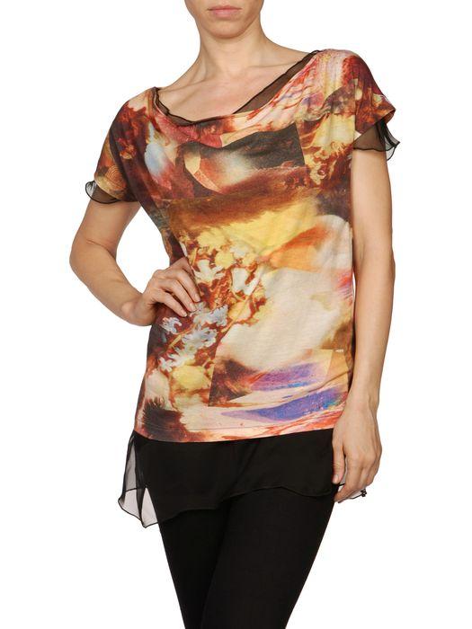 DIESEL T-MOLA Short sleeves D f