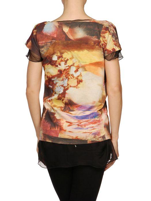 DIESEL T-MOLA Short sleeves D r