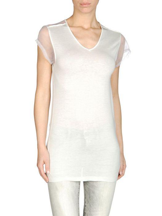 DIESEL T-PORTULA-O Short sleeves D e