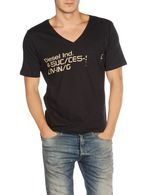 DIESEL T-FIRANG-RS Short sleeves U f