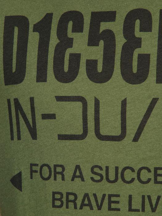 DIESEL T-NUCK-R T-Shirt U d