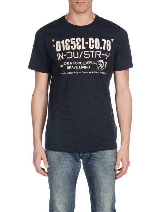 DIESEL T-NUCK-R T-Shirt U e
