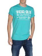 DIESEL T-NUCK-R T-Shirt U f
