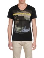 DIESEL T-ZANBATO-RS Short sleeves U e