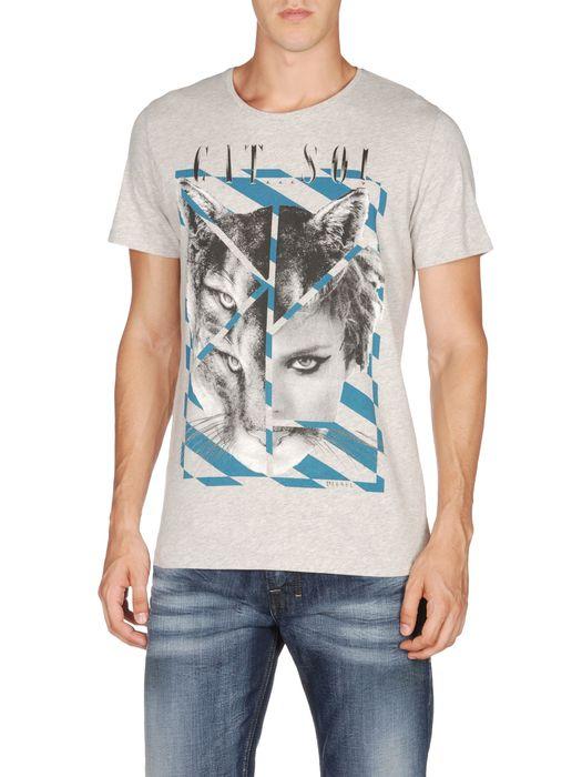 DIESEL T-PHORA-RS T-Shirt U e