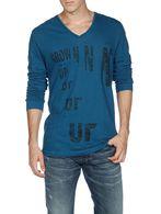 DIESEL T-TALWAR-RS T-Shirt U f