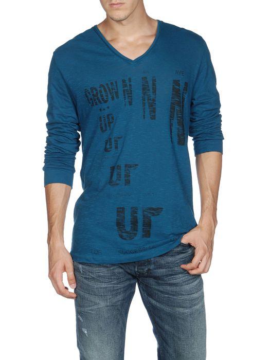 DIESEL T-TALWAR-RS Camiseta U f