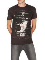 DIESEL T-TAKOUBA-RS T-Shirt U f