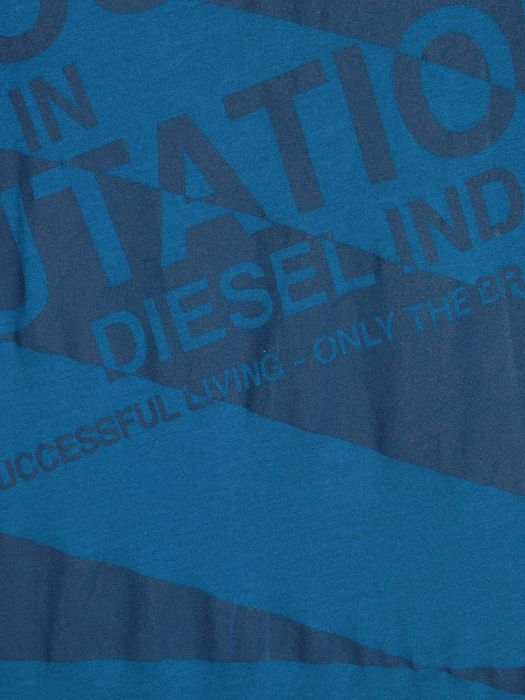 DIESEL T-ALABARDA-R Short sleeves U d