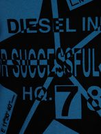 DIESEL T-CHNQUEDEA-R Short sleeves U d