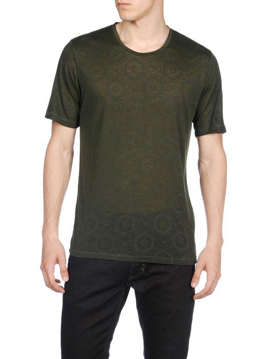 DIESEL T-BRIQUE Short sleeves U f