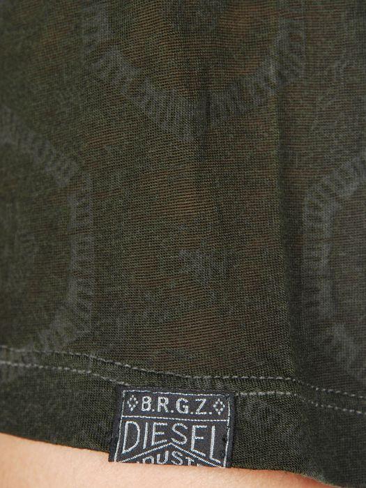 DIESEL T-BRIQUE Short sleeves U d
