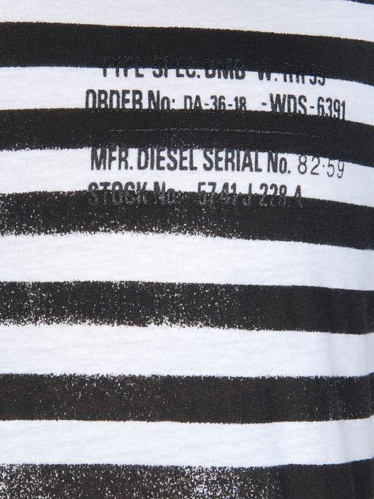 DIESEL T-KASKARA Short sleeves U d