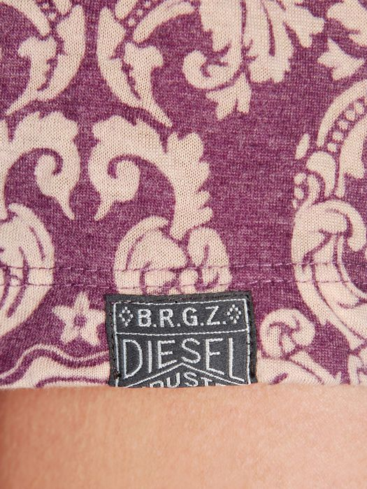 DIESEL T-ROUND-DEV Short sleeves U d