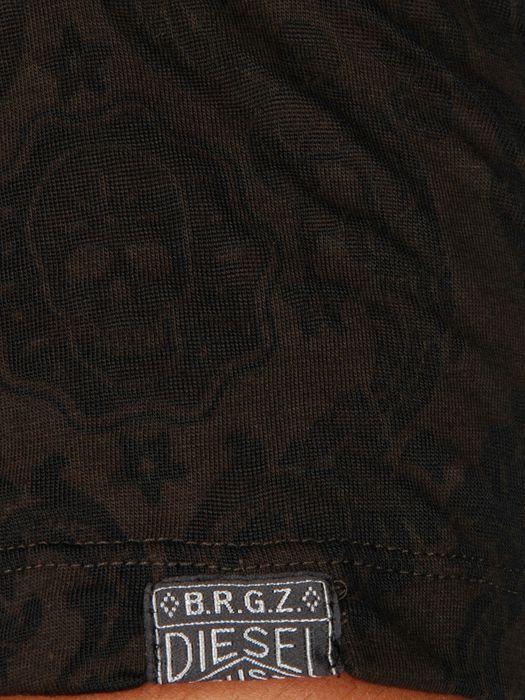 DIESEL T-ROUND-DEV Short sleeves U d