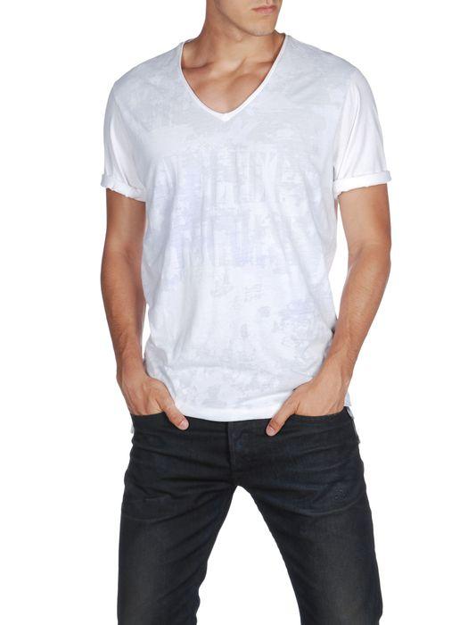 DIESEL T-TALIMBON Short sleeves U f
