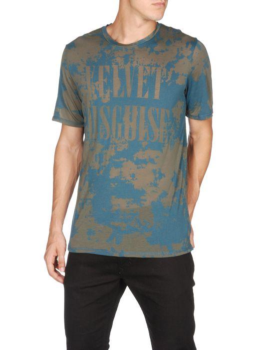 DIESEL T-TABUKA T-Shirt U f