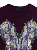 DIESEL BLACK GOLD TESCIN-B T-Shirt D d