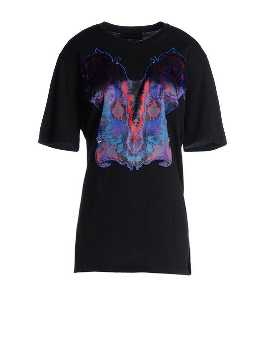 DIESEL BLACK GOLD TESCIN-B T-Shirt D f
