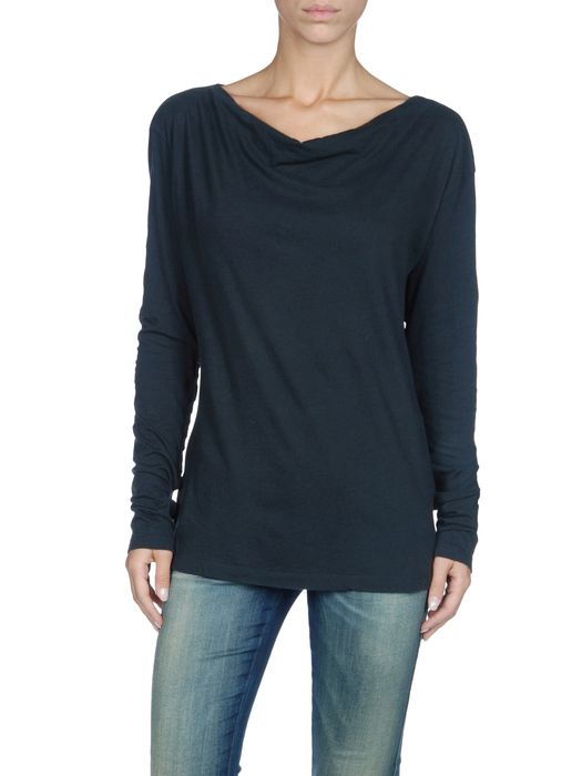 DIESEL T-CLELIA-A Long sleeves D e