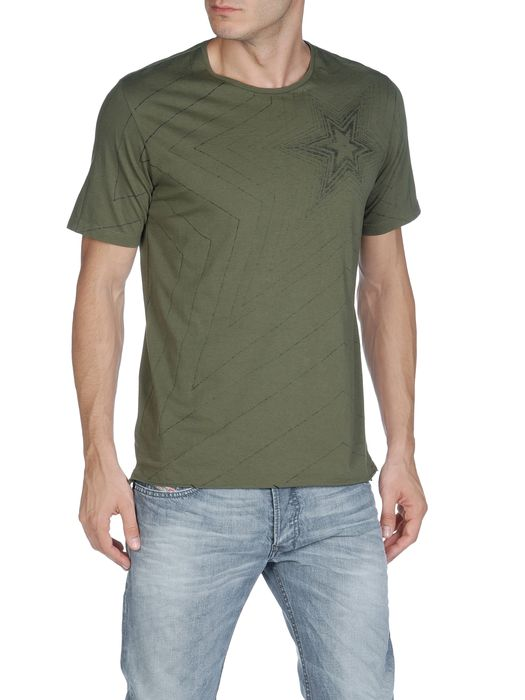 DIESEL T-TOMBAK Short sleeves U f