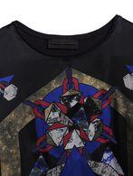 DIESEL BLACK GOLD TACHICI-COSMIC T-Shirt U d