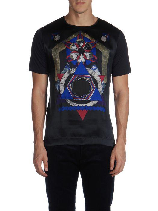 DIESEL BLACK GOLD TACHICI-COSMIC T-Shirt U e