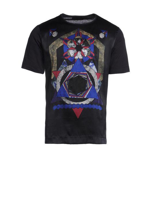DIESEL BLACK GOLD TACHICI-COSMIC T-Shirt U f