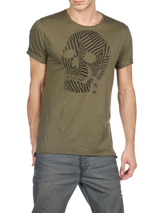 DIESEL T-BARKUR Short sleeves U f