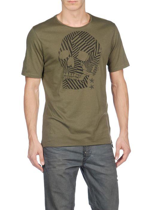 DIESEL T-BARKUR Short sleeves U e